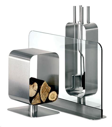 Accessoire Cheminã E Design Porte B 251 Ches Design En Inox Bebop Blomus