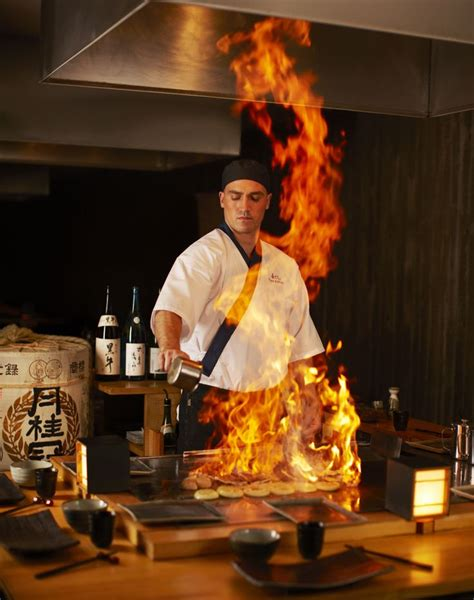 teppanyaki restaurant noodle teppanyaki bar