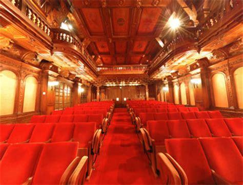 visites virtuelle & guidée théâtre le ranelagh
