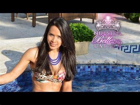 maria delgado nuestra belleza latina mar 237 a delgado muy picante mostr 243 su sabor mexicano youtube