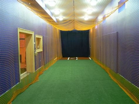 diy home indoor batting cage pictures to pin on
