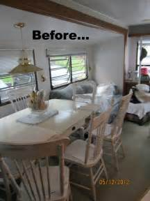 Decorating A Mobile Home Mobile Home Decorating Beach Style Makeover Room Bath
