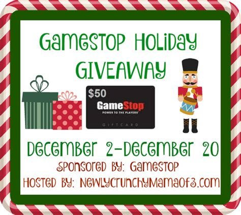 Gamestop Gift Card Number Generator - grab these holiday deals at gamestop plus giveaway sponsored 12 20