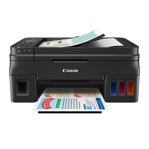 Printer Canon Yang Bisa Fotocopy Dan Scan majalah ict cetak banyak dan murah dengan printer multifungsi canon pixma g4000