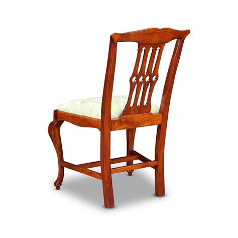sch 246 nen chippendale stuhl aus nussbaum bei stilwohnen kaufen - Stuhl Chippendale