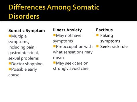 Conversion Disorder Blindness Somatic Symptom Amp Related Disorders For Ncmhce Study