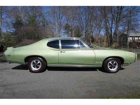 1969 Pontiac Tempest For Sale by Classic Pontiac Tempest For Sale On Classiccars