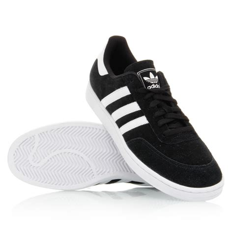 adidas high post lo mens casual shoes black white sportitude
