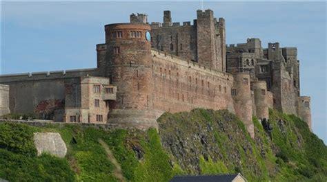 bamburgh castle, northumberland, england, uk, 8/2012