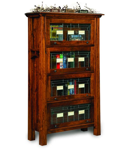 artesa barrister bookcase amish direct furniture