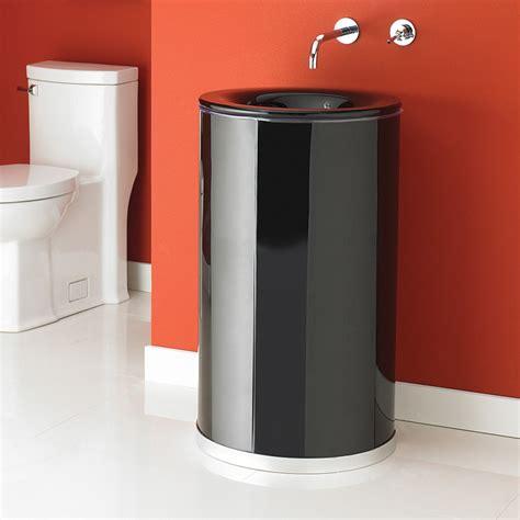 Put your bathroom on a pedestal abode