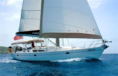 sailing catamaran under 100k fidelity luxury sailing monohull charter yacht