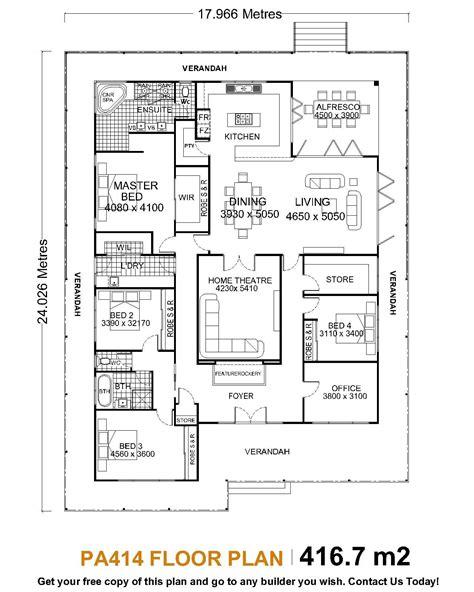 single house floor plans single house plans homes