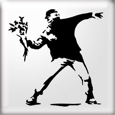 7 best images of banksy stencils printable banksy rat