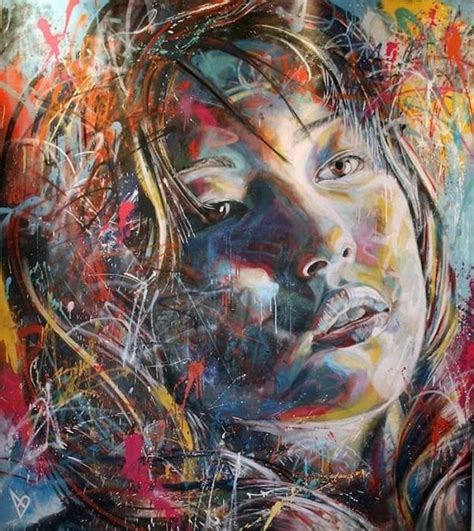 spray painting using brush spray paint portraits without brushes and stencils 14 pics