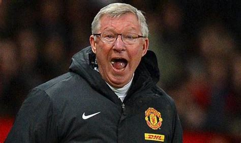 Hairdryer Treatment manchester united legend sir alex ferguson reveals attack