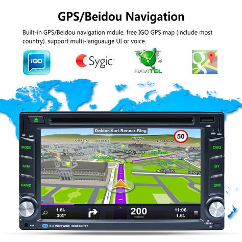 Android Ram 1g Dibawah 1jt android 5 1 hd 800 480 screen dual ram 1g rom 16g 2 din universal car radio gps with wifi