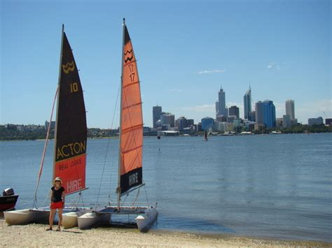 sailing hire near me escape the cityperth have boat will sail finally