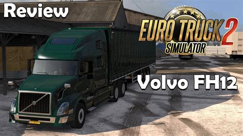 review volvo vnl  euro truck simulator  youtube