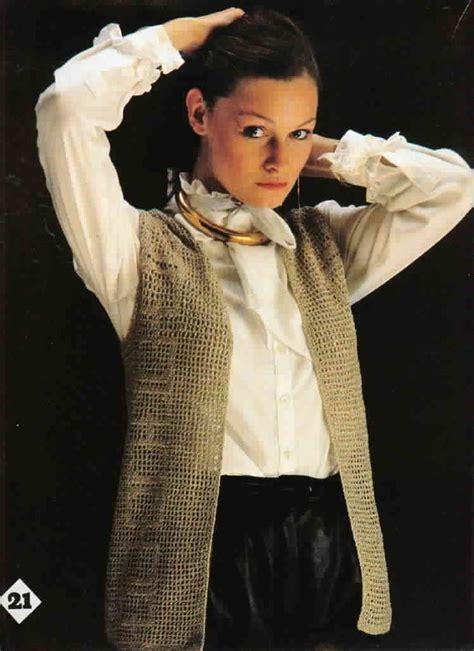 pinterest vest pattern free vintage crochet vest pattern free crochet vest