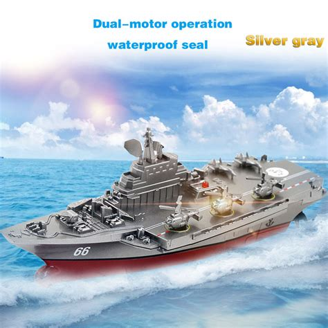 rc carrier boat 2 4ghz remote control ship aircraft carrier rc boat