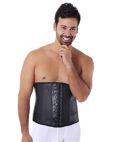 men wearing bras stories ann michellann michell 2 hook classic waist trainer girdle