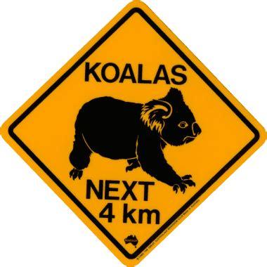 printable road signs australia australian road signs koala
