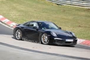 2015 Porsche 911 S 2015 Porsche 911 S Facelift