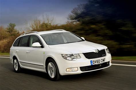 skoda superb estate greenline review autocar