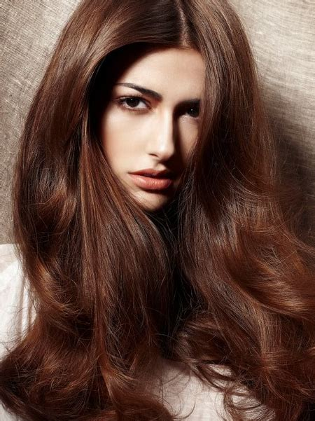 brown hair color pictures tips and products for chestnut hair color