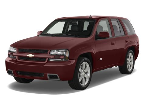 chevrolet trailblazer 2007 chevrolet trailblazer reviews and rating motor trend