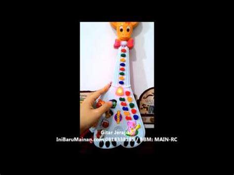 Mainan Musik Anak Gitar Jerapah jual mainan gitar dhian toys