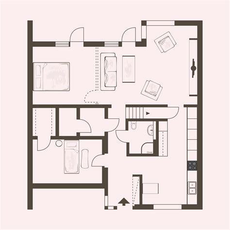 Desenhar Planta Baixa planta baixa na decora 231 227 o meu espa 231 o meu estilo