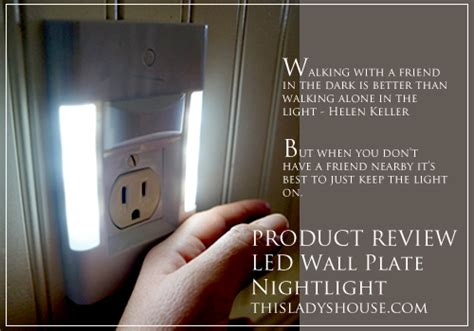 night light switch plate wall lights design led night light wall plate light