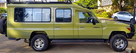 safari land cruiser safari land cruiser rent a driver uganda
