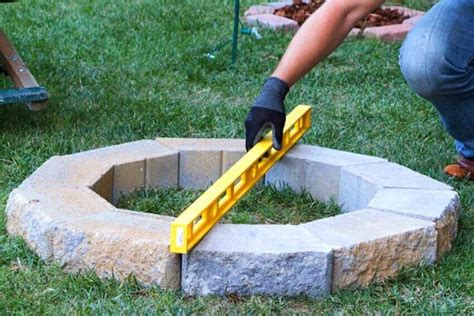 diy pit construction how to diy pit construction homeyou