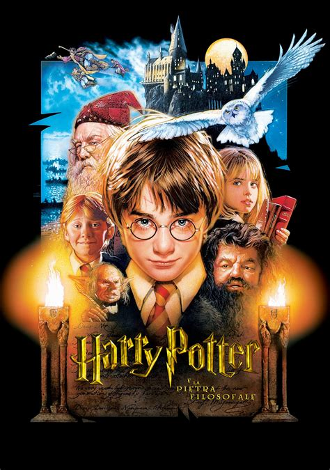harry potter movies harry potter and the philosopher s stone movie fanart
