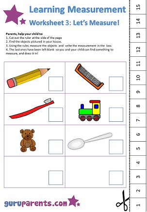 printable learning ruler kindergarten learning worksheet printable with a ruler to