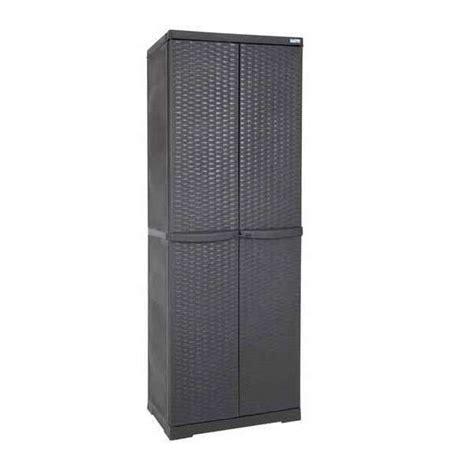 armarios escoberos para exterior armario escobero resina exterior ratt 225 n