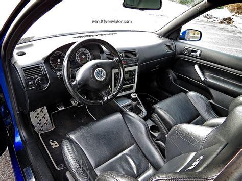 Mk4 Interior by 2004 Volkswagen Mk4 Golf R32 Used Car Review Mind Motor
