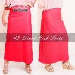 Dress Denim Fanta denim zetha dress denim kemeja jumpsuit batik bigsize