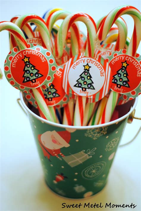 sweet metel moments  printable merry christmas tags