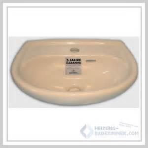 waschbecken beige keramag renova nr 1 waschbecken 50 cm beige 271050