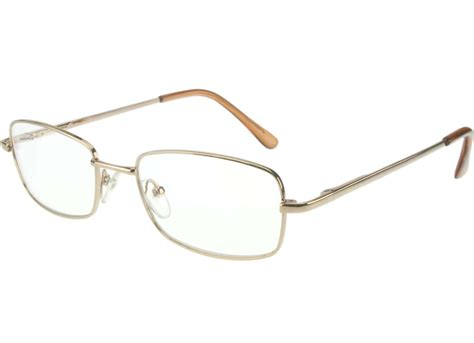 non prescription clear glasses gold frame