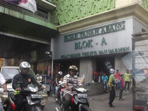 Tanah Abang Blok A Picture Of Tanah Abang Market Jakarta Tripadvisor