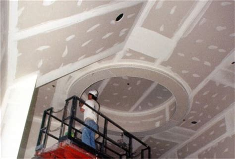 How To Install Gypsum Board Ceiling by Safe Work Method Of Statement For Installation Of Gypsum