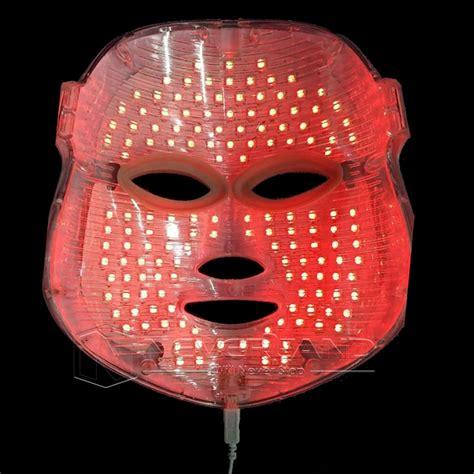 Led Light Face Mask Photon Led Mask Skin Rejuvenation Beauty Therapy 3