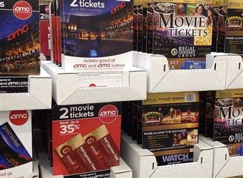 Movie Tickets Gift Card Costco - movie ticket deals at costco save money on movie tickets gobankingrates