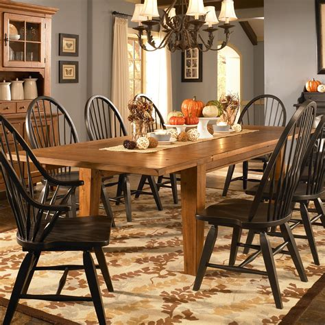 broyhill furniture attic heirlooms leg dining table with