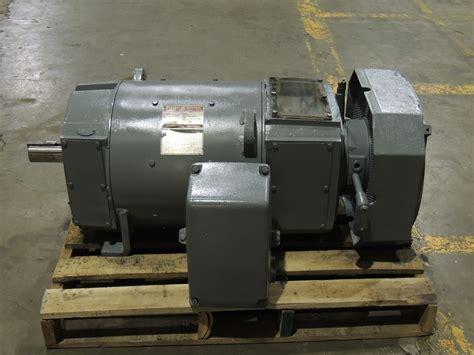 dc motor rebuild rebuilt ge 30 hp dc motor 5cd194ma044a804 type cd368a